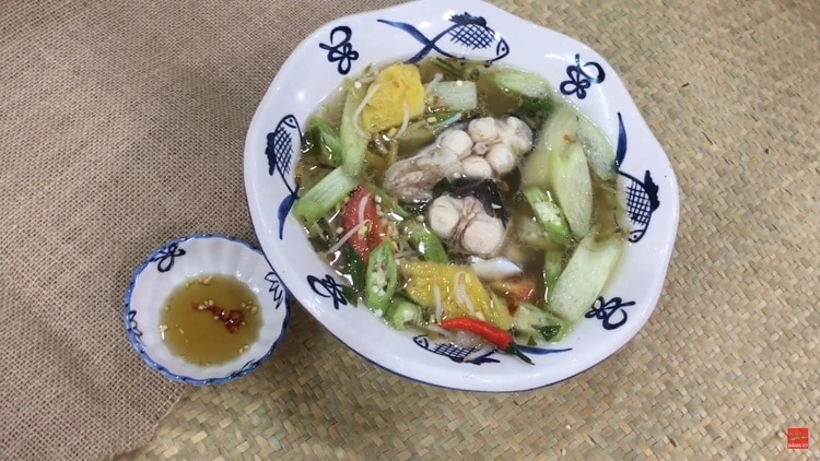 vietnamese sour fish soup recipe