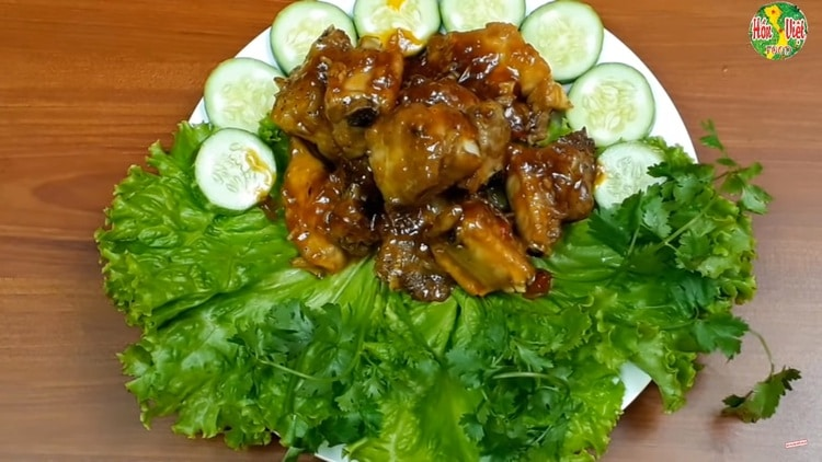 vietnamese sweet and sour pork ribs recipe