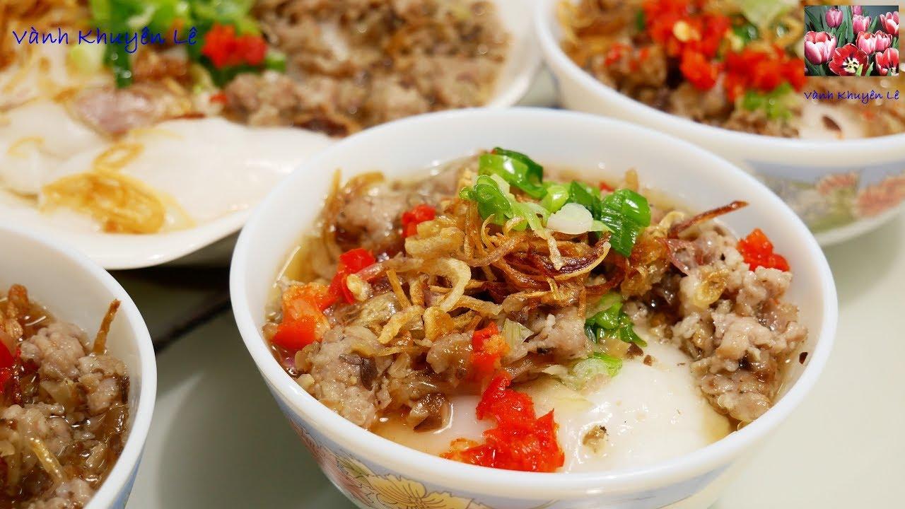 Vietnamese Hot Plain Rice Flan Recipe: How To Make It Easily?