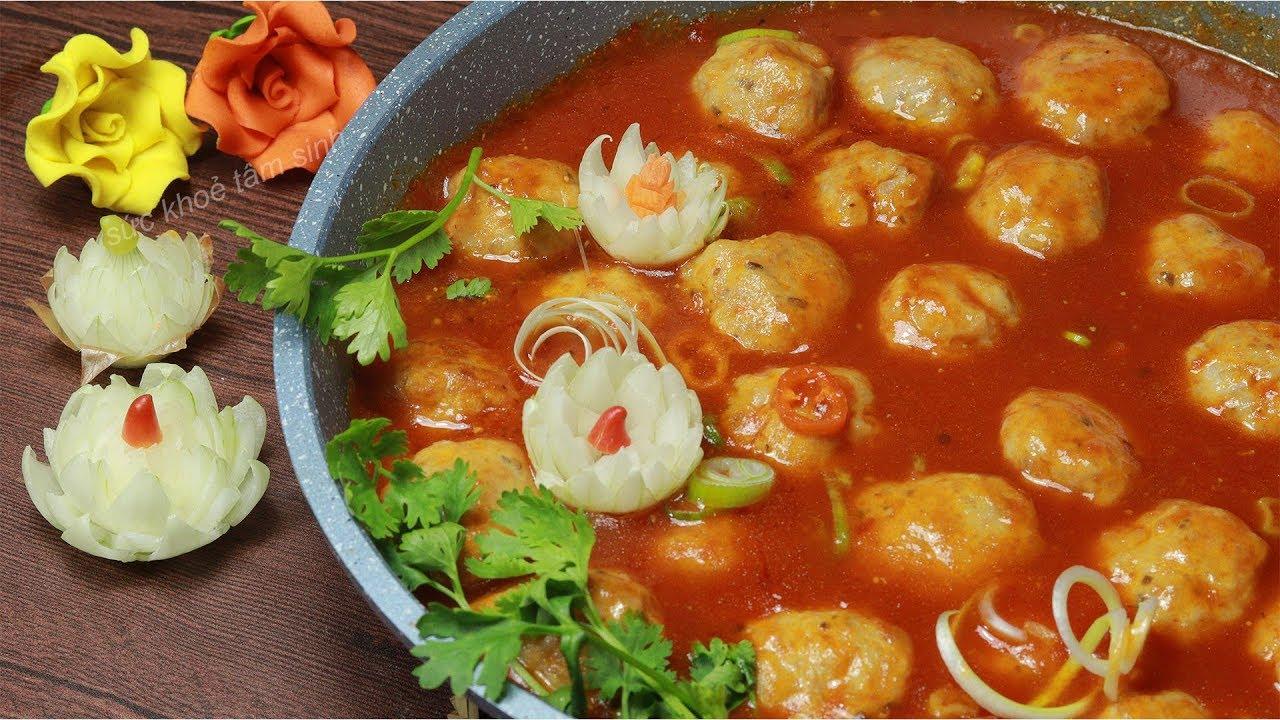 Vietnamese Meatball Recipe – Easy To Prepare At Home