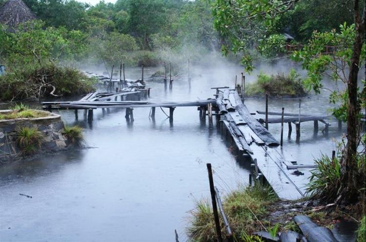 binh chau - phuoc buu nature reserve in vung tau