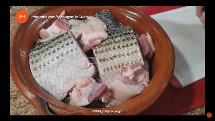 vietnamese vu dai village braised fish recipe
