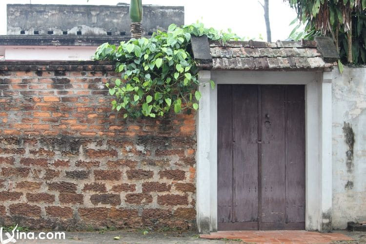 vietnam photos - duong lam ancient village photos