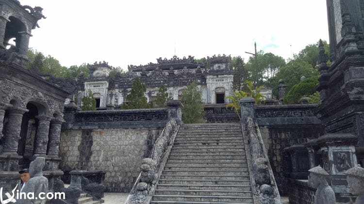 Khai Dinh Tomb: Must-Try Historical Attraction in Hue, Vietnam