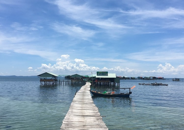 rach vem fishing village in phu quoc