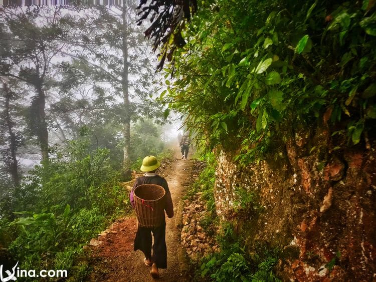 vietnam photos - beauty of mai chau photos