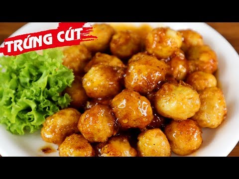 Vietnamese Fish Sauce-Fried Quail Eggs Recipe: Couldn't Be Easier