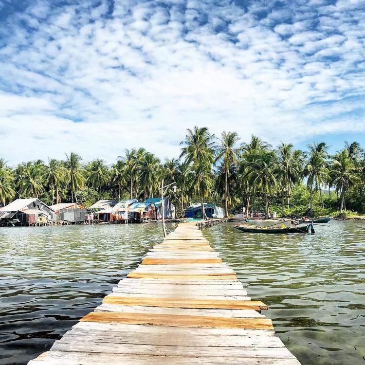 rach vem fishing village in phu quoc