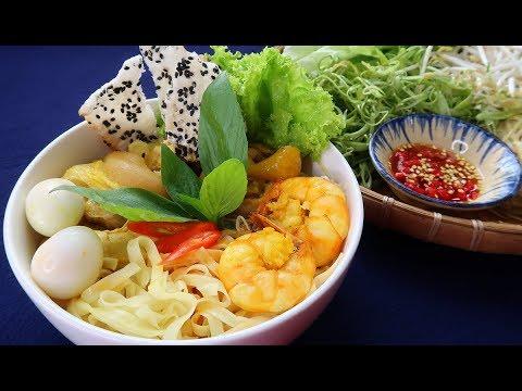 Addictive Vietnamese Quang Style Noodle Recipe – A Famous Da Nang Dish You Cannot Miss