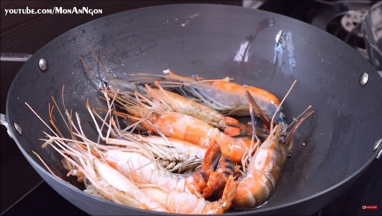 crayfish garlic butter