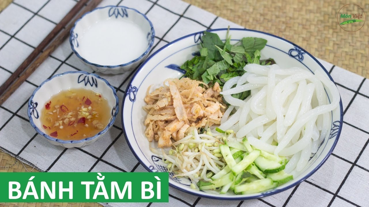 Distinctive Tasty Vietnamese Thick Noodles with Coconut Cream Recipe – Unique Dish from the West