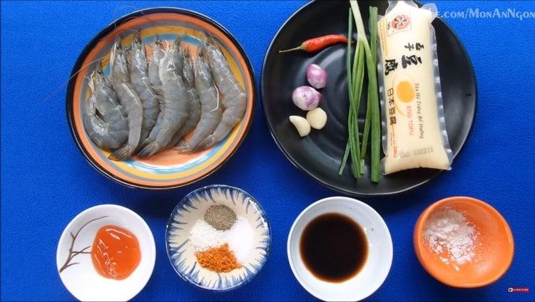 steamed egg tofu with shrimp recipe
