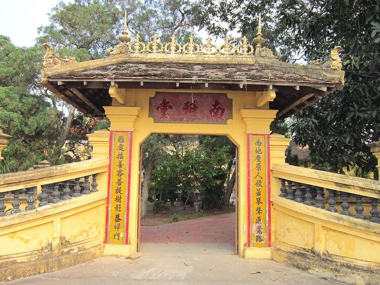 Nam Nha Pagoda – A Magnificent Ancient Pagoda Of Can Tho