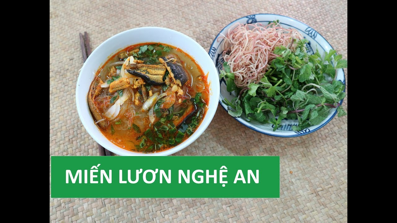 Rich Nutritious Vietnamese Eel Cellophane Noodles Recipe –  How to Make at Home