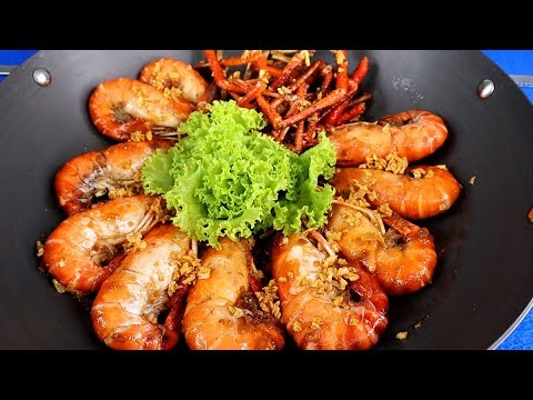Savoury Simple Crayfish Garlic Butter Recipe – How to Make It at Home