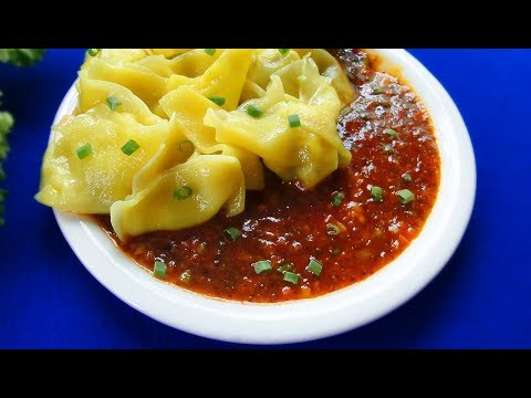 Vietnamese Wonton and Spicy Sauce Recipe – One of The Best Hoi An Specialities