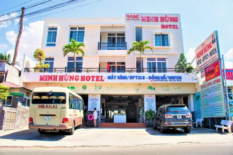 Minh Hung Optic: A Reputable Eyewear Center Over 35 Years In Phan Thiet