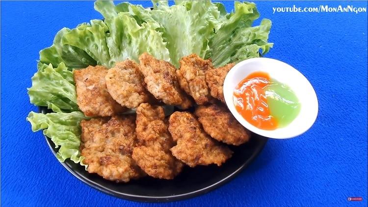 squid cake recipe in vietnam
