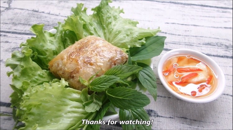 square crab spring rolls recipe in vietnam