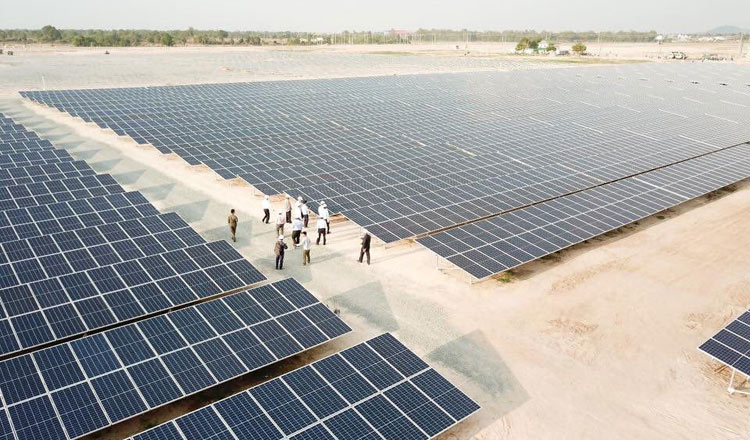 Thai Energy Firm to Invest $457 mln in Vietnam Solar Farms