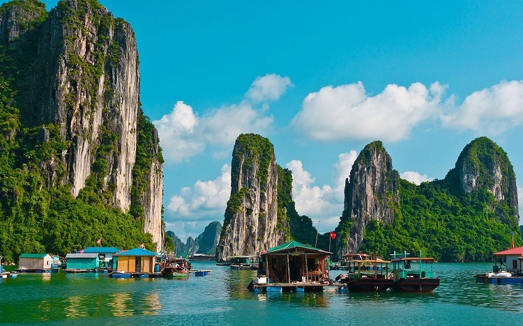 Vietnam's Quang Ninh, Home To Famed Ha Long Bay, Closes Attractions Over Covid-19