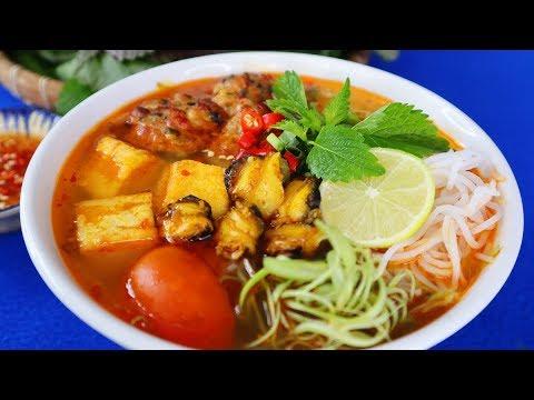 Vietnamese Snail Rice Noodle Soup Recipe – Hanoi's Street Food