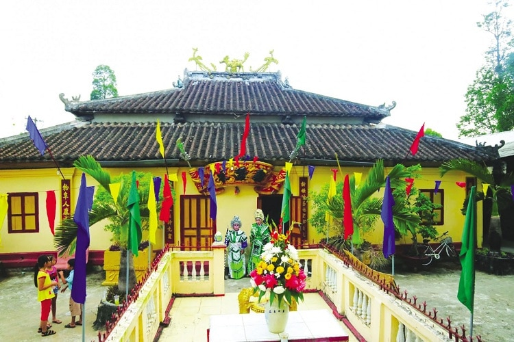 Tan Loc Dong Temple – Discover The Peaceful and Poetic Place of Can Tho