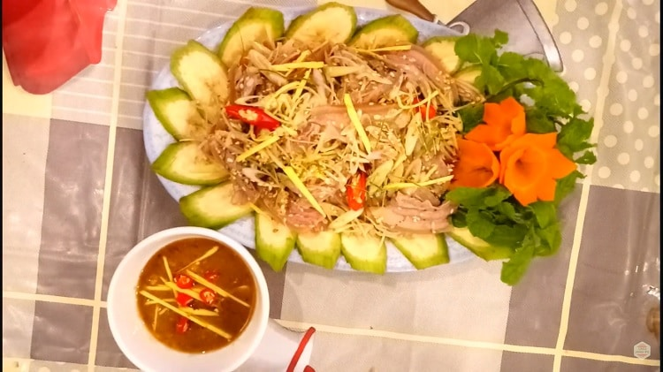 tasty raw goat meat with lemon recipe